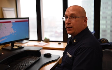 B-Roll: i911, helping the Coast Guard save lives
