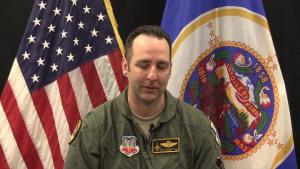 Lt Col Scott Prom Interview