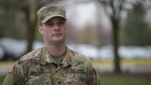 Illinois National Guard helps slow spread of COVD-19 in Chicagoland's vulnerable homeless population (interviews)