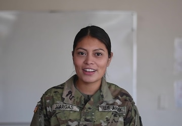 UAMTF 94-1 Mother's Day Shout-out: Spc. Maria Vargas (Spanish)