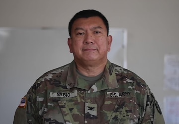 UAMTF 094-1 Mother's Day Shout-out: Col. Norman Sabio