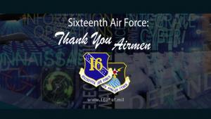 Thank you, Airmen