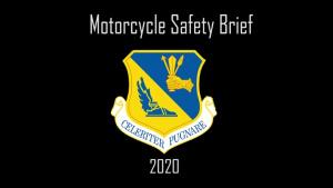 Yokota motorcycle pre-season ride safety video