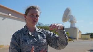 Lt Col Jennifer Beisel Interview