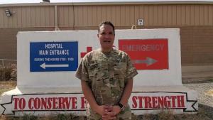Staff Sgt. Michael Romero