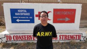 Staff Sgt. Dihann Royer