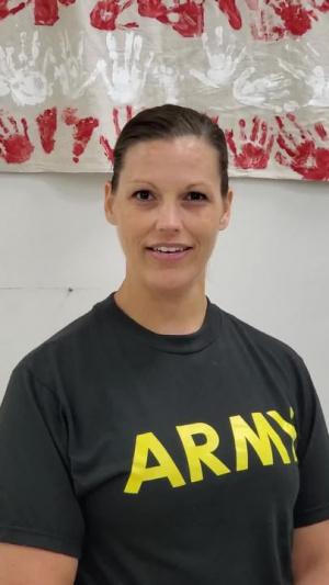 Sgt. Beth Cunningham