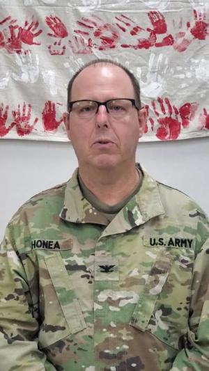 Col. Christopher Honea