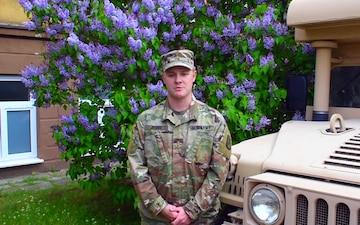2LT Zach Jessee, Happy Mother's Day