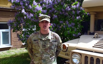 SGT Travis Gabbert, Happy Mother's Day