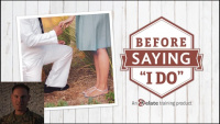 "Before Saying ""I Do"" Premarital Training Guide"