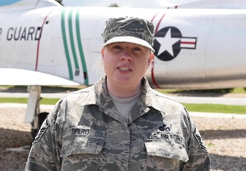 Master Sgt. Kerri Spero, Mother's Day Greeting