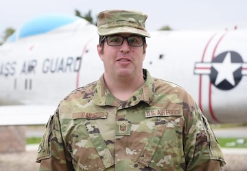 Mother's Day Greeting: Master Sgt. Davis, Spouse