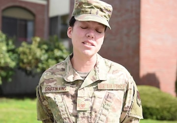 Mother's Day Greeting: Master Sgt. Erica Griffin King