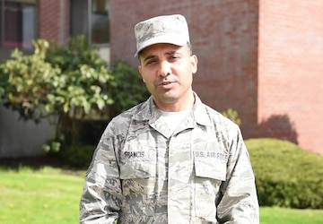 Mother's Day Greeting: Tech. Sgt. Francis