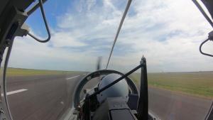 Spirit Over Texoma Flyover B Roll