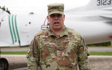 Mother's Day Greeting: Col. Sean Riley