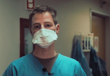Health Care Heroes: Spc. Timothy Sheufelt