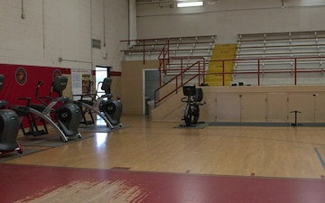 Gym Reopen B-Roll