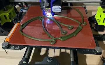 Volunteer 3D printing capabilities aid COVID-19 healthcare workers