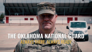 Oklahoma National Guard continues state support through re-opening