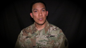 Soldier Spotlight Episode 1 - CW2 Windy Amboy