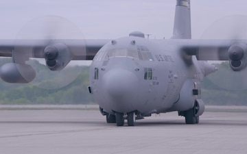 130th Airlift Wing participates in Operation American Resolve