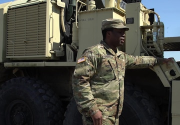 Task Force Griffen gives us a tour of a M1120 HMETT