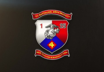 1/25 completes tour with 3rd Marine Division