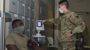 South Carolina Army National Guard state surgeon shares medical personnel update message