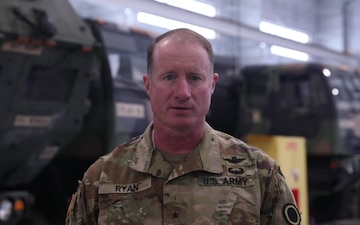 BG Ryan hosts a maintenance terrain walk instructional video