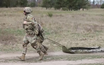 NATO eFP Battlegroup Poland continues to train and exercise