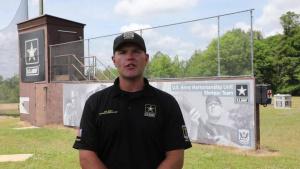 Happy 4th of July from USAMU Shotgun Soldier