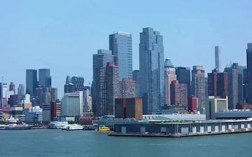 Virtual Fleet Week New York 2020 Kickoff