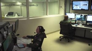 COVID-19 Centrifuge Training