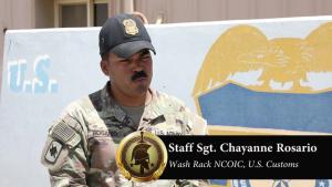 Spartan Soldiers Last Line of Defense Against Invasive Species