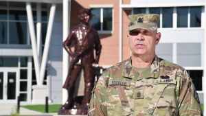 R.I. State Command Sgt. Maj. Memorial Day Message