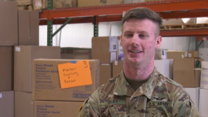 Brothers From The Oklahoma National Guard Help Combat The Covid-19 Pandemic