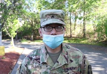Sgt. Flores Final Thoughts