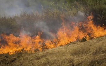 Pendleton fire department uses prescribed burns to help environment, prevent wildfires