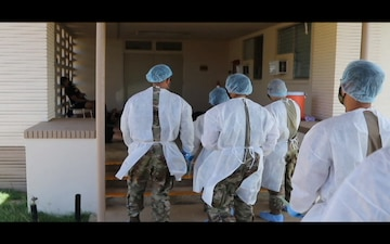 Task Force Medcial Field Training Exercise