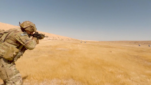 1-25th Infantry Division conducts live-fire exercise