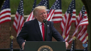 President, Defense Leaders Honor Fallen Service Members on Memorial Day