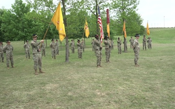 2CR honors its fallen heroes during Memorial Day ceremony