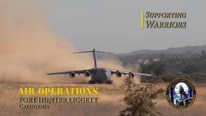 Air Operations - Fort Hunter Liggett