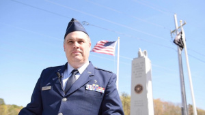 Memorial Day 2020 message from 102nd IW chaplain Capt. Derek White