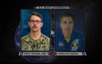 Navy Production Interviews Captain Chris Cassidy