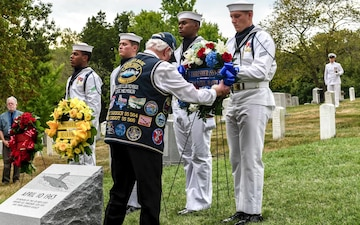Vice Adm. Daryl Caudle Memorial Day Video Remembrance