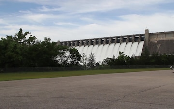 Bull Shoals Spillway releases May 26, 2020