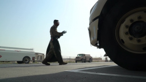 379th Expeditionary Logistics Readiness Squadron Fuels Airman discusses his heritage and mission